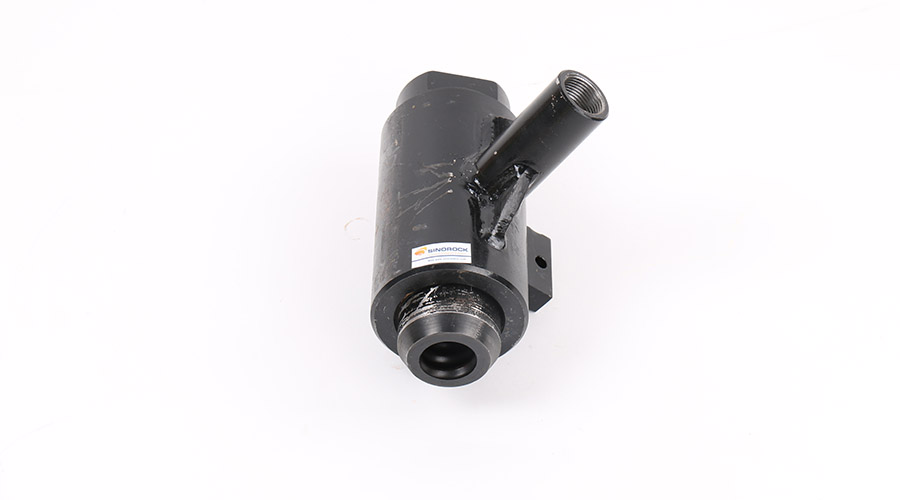 Rotary injection adapter