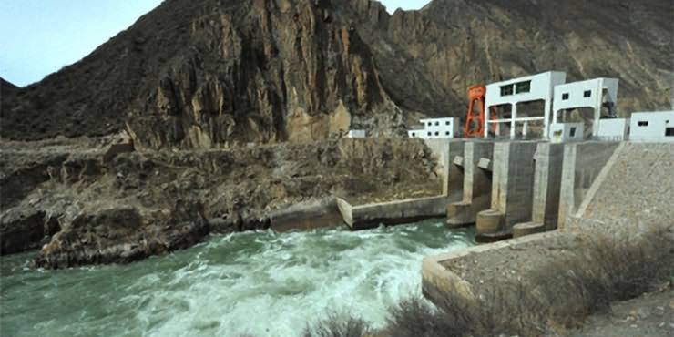 Rock Anchors for Jinhe Hydropower Station