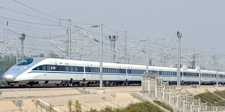 30,000 km Expansion of Rail Network Planned