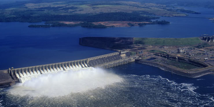 First Large-Scale Hydroelectric Project—Tucuruí Dam