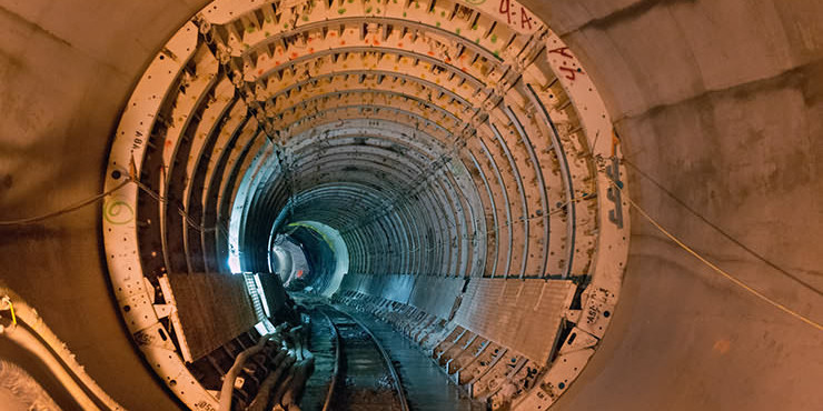 India Launches Construction of Longest Railway Tunnel