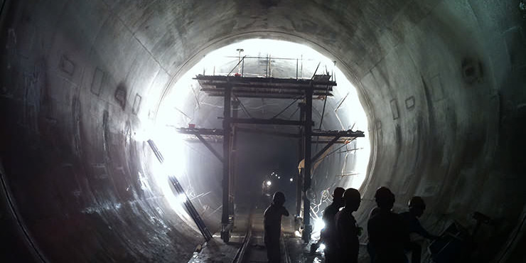 Ottawa River Tunnel Project